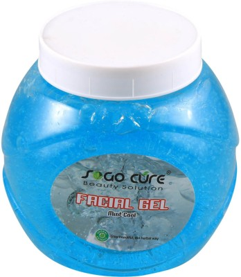 Sogo Cure Mint Cool Facial Gel 900 g