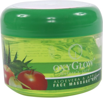 Oxy Aloevera & Apple Face Massage Gel