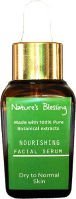 Nature,s Blessing Nourishing Facial Serum