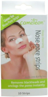 Cameleon Nose Strips in Green Tea - 10 S...