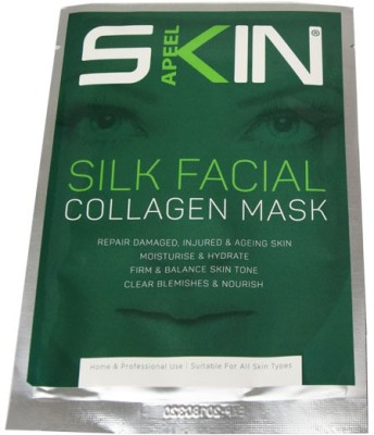 Skinapeel Silk Facial Collagen Mask X 1 Uk Skin Specialists (X1)
