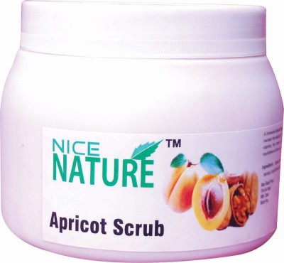 Nice Nature High Quality Apricot Scrub