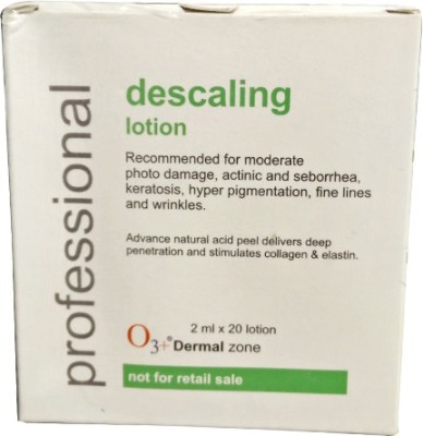 O3+ Professional Descaling Lotion