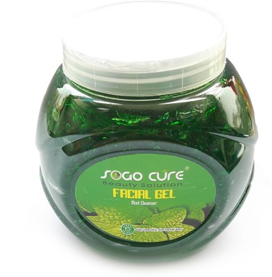 Sogo Cure Mint Facial Gel