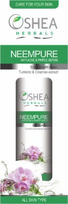 Oshea Herbals Neempure Anti Acne & Pimple Serum