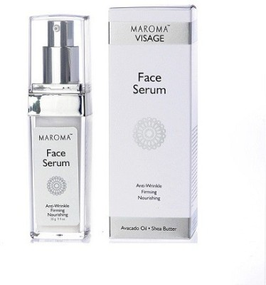 Maroma Auroville Visage Anti Wrinkle Face Serum