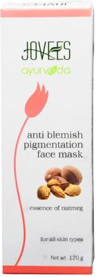 Jovees Anti Pigmentation Blemish Face Mask Essence Of Nutmeg