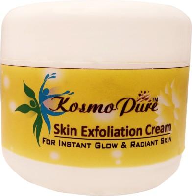 Kosmopure Skin Exfoliation Cream and Scrub