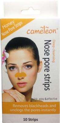 Cameleon Nose Strips in Honey - 10 Strips