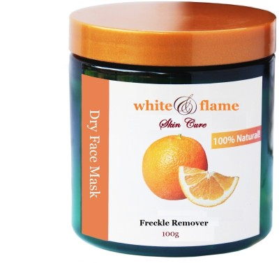 white & flame face freckle remover