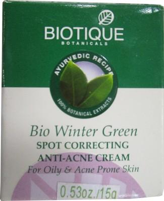 Biotique Bio Winter Green Spot Correcting Anti-Acne Cream(15)