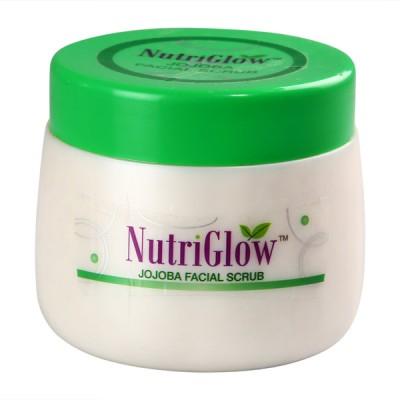 NutriGlow Jojoba Facial Scrub