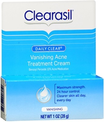 Clearasil Daily Control Vanishing Acne Treatment Cream