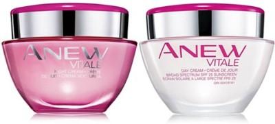 Avon Anew Vitale Day & Night Cream (30 g each)