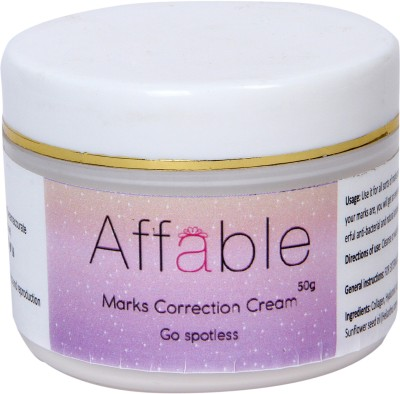 Affable Marks Correction Cream