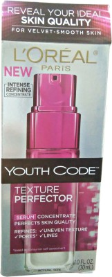 L ,Oreal Paris Youth Code Texture Perfector Serum Concentrate