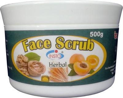 INSTO Face Scrub