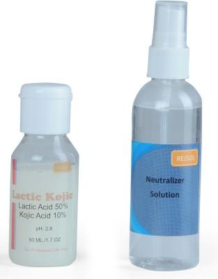 Rejsol Lactic Acid 50% Kojic Acid 10% 50ml
