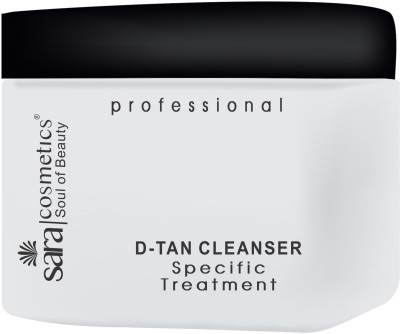 Sara Professional Oxy Pack D-Tan Cleanser Specific Treatment
