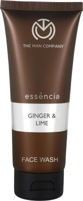 The Man Company Facewash-Ginger and Lime Face Wash