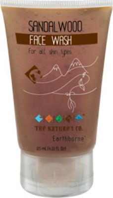 The Nature,s Co Sandalwood Face Wash