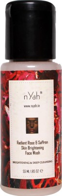 Nyah Radiant Roses Skin Brightening  Face Wash