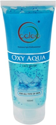 Caleo Oxy Aqua  Face Wash
