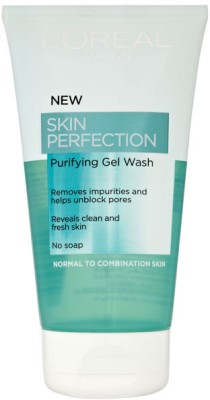 L Oreal Paris Skin Perfection Purifying Gel for Normal to Combination Skin Face Wash