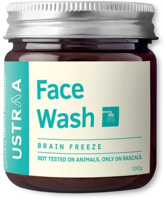 USTRAA by HAPPILY UNMARRIED Face Wash-Brain Freeze Face Wash