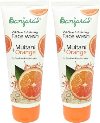 Banjaras Multani, Orange Peel Powder Face Wash