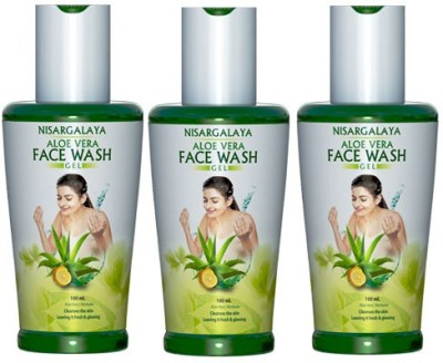 Nisargalaya Face Wash