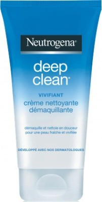 Neutrogena deep clean(made in france) Face Wash
