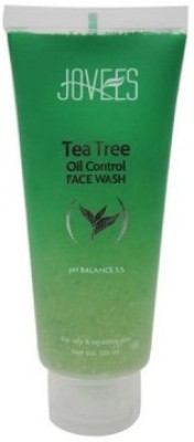 Jovees Tea Tree Oil Face Wash