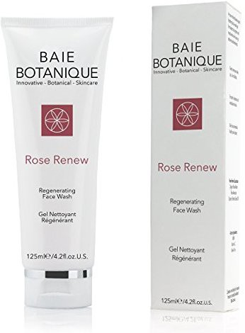 Baie Botanique Regenerating  Face Wash(125 ml)