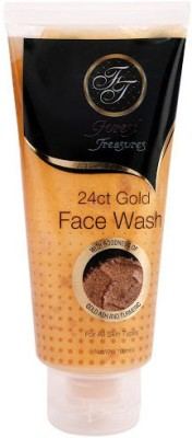 Forest Treasures 24 Ct Gold  Face Wash