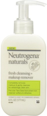 Neutrogena Neutrogena Naturals Fresh Cleansing + Makeup Remover Face Wash