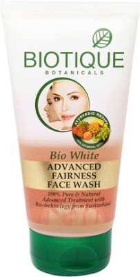 Biotique Bio White Fairness  Face Wash
