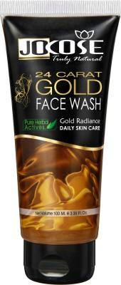 Jocose 24 Carat Gold  Face Wash