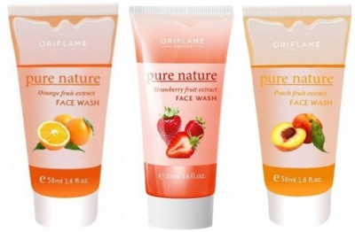 Oriflame Sweden Love Nature  Face Wash