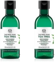 The Body Shop Tea Tree Skin Clearing Face Wash Pack Of 2 Face Wash best price on Flipkart @ Rs. 1590