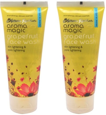 Aroma Magic Grape Fruit (Pack of 2) Face Wash