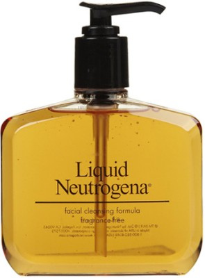 Neutrogena Liquid Neutrogena Face Wash