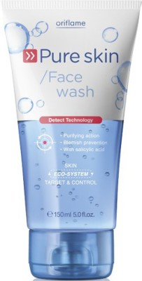 Oriflame Sweden Pure Skin Face Wash