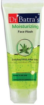 Dr Batra Moisturizing Face Wash