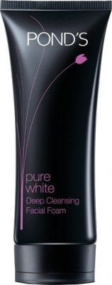 Pond's Pure White Deep Cleansing Face Wash