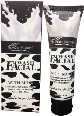 Miss Beauty Milk  Face Wash
