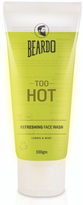 Beardo TOO HOT Refreshing Summers Face Wash