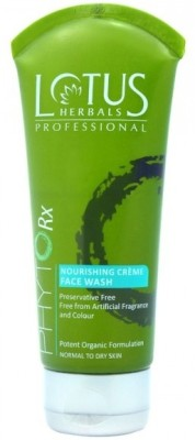 Lotus Professional Phytorx Nourishing Creme Face Wash
