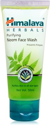 Himalaya Neem Face Wash(50 ml)