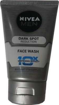 Nivea Dark Spot Reduction 10x Whitening Effect Face Wash